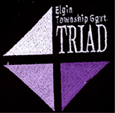 Purple Triad LogoSP